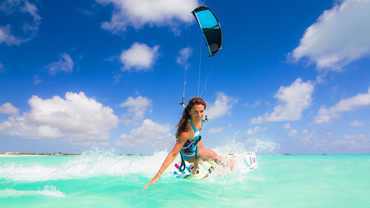 Top 5 des sports de glisse aquatiques les plus populaires